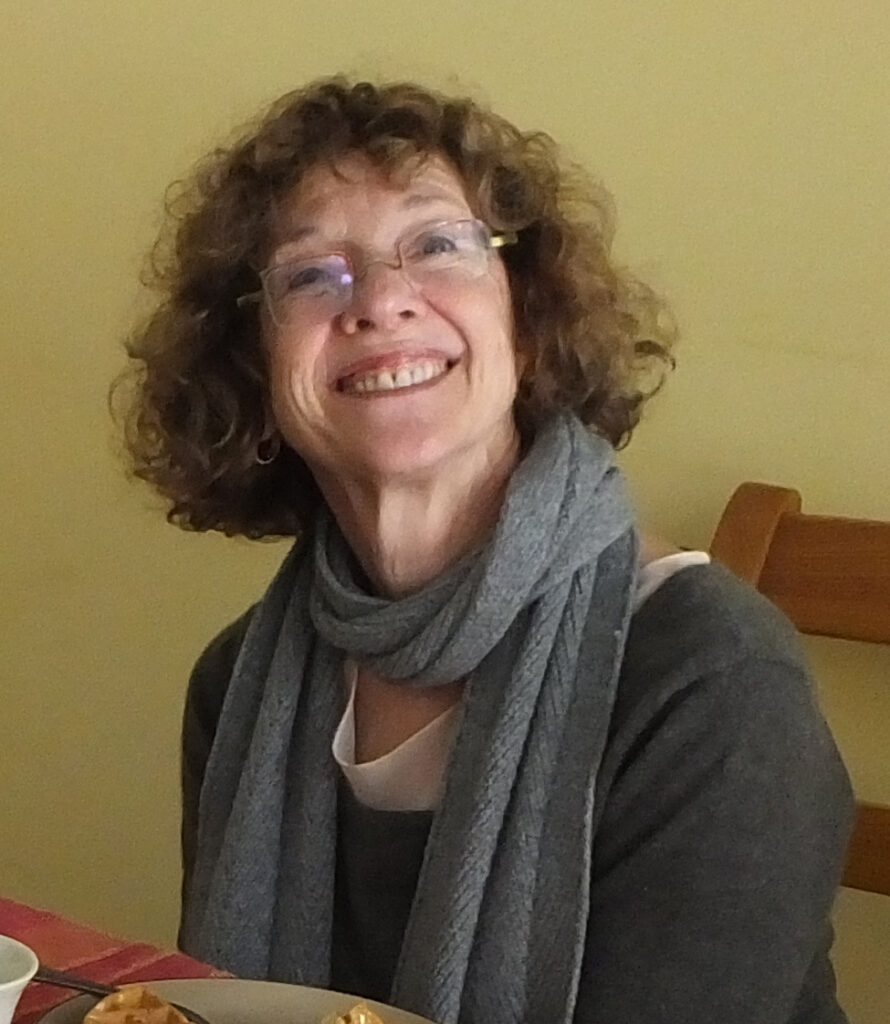 Transition Wayland member, Rebecca